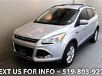 2013 Ford Escape SE 4WD ECOBOOST w/ NAVI! LEATHER! SYNC! 4x4 SUV in Guelph, Ontario