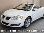 2009 Pontiac G6 GT HARD TOP CONVERTIBLE! LEATHER! CHROME! Converti in Guelph, Ontario