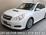 2012 Subaru Legacy AWD 2.5 GT w/ NAVI! 6-SPD MANUAL! SUNROOF! LEATHER in Guelph, Ontario