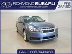 2014 Subaru Legacy 2.5i Limited Package in Richmond, British Columbia