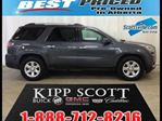 2014 GMC Acadia AWD 8 Passenger, Bluetooth, V6, Low Mileage! in Red Deer, Alberta