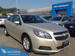 2013 Chevrolet Malibu LS FWD Auto w/ Keyless Entry in Coquitlam, British Columbia