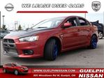 2009 Mitsubishi Lancer MR (Sportronic) in Guelph, Ontario