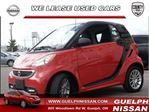 2013 Smart Fortwo passion/navi in Guelph, Ontario