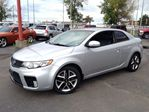 2011 Kia Forte Koup 2.4L SX***LEATHER***HEATED SEATS***SUNROOF*** in Mississauga, Ontario