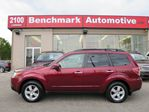 2009 Subaru Forester 2.5X AWD-PANORAMIC-ALLOYS-1 OWNER-CANADIAN in Scarborough, Ontario