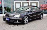 2007 Mercedes-Benz CLK-Class CLK63 AMG NO ACCIDENT in North York, Ontario