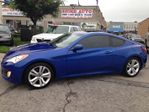 2010 Hyundai Genesis 2.0T LEATHER, SUNROOF, 6 SPD!!! in North York, Ontario