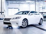 2013 Lexus ES 350 Leather and Navigation Package in Kelowna, British Columbia