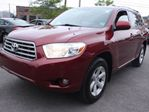 2008 Toyota Highlander 7 PASSENGER BACK UP CAMARA in Toronto, Ontario
