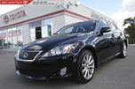 2010 Lexus IS 250 Leather, heated seats and Bluetooth! in Hamilton, Ontario