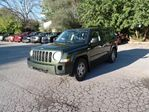 2009 Jeep Patriot Sport/North - Luxury Black Leather Interior - SO CLEAN  in Ottawa, Ontario