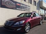 2012 Hyundai Genesis V6 TECHNOLOGY NAV SUNROOF LEATHER LOADED (CERTIFIE in St Catharines, Ontario