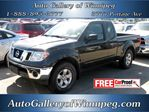 2011 Nissan Frontier SV 4x4  EXT*Low kms* in Winnipeg, Manitoba