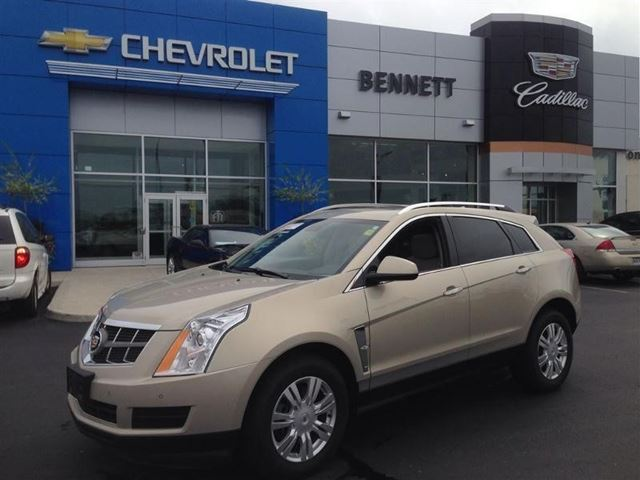 2012 CADILLAC SRX Luxury in Cambridge, Ontario