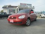 2009 Hyundai Accent Man GL in Barrie, Ontario