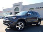 2015 Jeep Grand Cherokee Limited 4X4 LEATHER SUNROOF BACKUP CAM ALL HTD SEATS in Thornhill, Ontario
