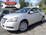 2014 Nissan Sentra w/pure drive technology  in Kitchener, Ontario