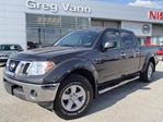 2011 Nissan Frontier SV 4x4 w/tonneau cover,runningboards,cruise control,alloys in Cambridge, Ontario