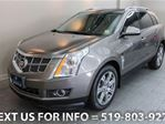 2012 Cadillac SRX AWD w/ ROOF! LTHR! PARKING SENSORS! CAMERA! ALLOYS in Guelph, Ontario