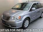 2013 Chrysler Town and Country TOURING w/ ALLOYS! POWER PKG! REAR A/C! 7-PASS! Va in Guelph, Ontario
