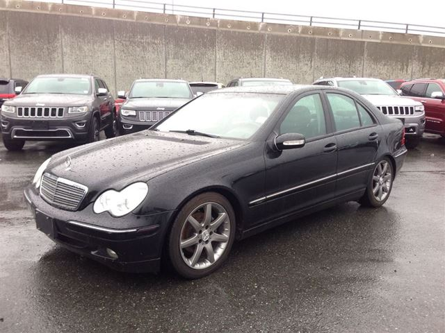 2001 mercedes benz c class c240 langley british