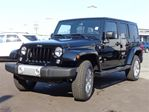 2015 Jeep Wrangler Sport Utility 4x4 UNLIMITED SAHARA in Langley, British Columbia