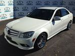 2009 Mercedes-Benz C-Class 2.5L/ AWD/ SUNROOF/ LEATHER in Burlington, Ontario