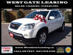 2007 GMC Acadia SLT AWD | LEATHER | DVD | SUNROOF | in Concord, Ontario