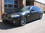 2011 BMW 5 Series i (A8)SPORT WITH NAVIGATION in Mississauga, Ontario