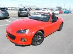 2013 Mazda MX-5 Miata  GS TOIT RIGIDE D?MO in Mascouche, Quebec