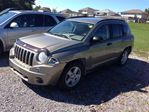 2008 Jeep Compass 4 WD LOADED, CD, AC in Welland, Ontario
