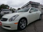 2004 Infiniti G35 PEARL WHITE!!!LOADED!!! in Toronto, Ontario