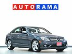 2009 Mercedes-Benz C-Class C300 4MATIC NAVI BACKUP CAM LEATHER SUNROOF AWD in North York, Ontario