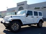 2015 Jeep Wrangler Unlimited Rubicon NEW 4X4 NAV LEATHER DUAL TOP HTD FRT SEATS in Thornhill, Ontario
