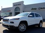 2015 Jeep Cherokee Ltd NEW 4X4 NAV LEATHER SUNROOF TOW PKG BACKUP CAM in Thornhill, Ontario