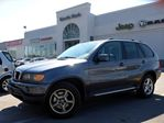 2003 BMW X5 3.0i XDRIVE LEATHER SUNROOF HTD FRT SEATS POWER OPTS in Thornhill, Ontario
