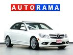 2008 Mercedes-Benz C-Class C230 LEATHER SUNROOF AWD in North York, Ontario