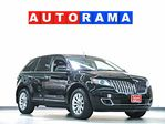 2011 Lincoln MKX LIMITED NAVI BACKUP CAM LEATHER SUNROOF AWD in North York, Ontario