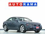2009 Audi A4 2.0T QUATTRO LEATHER SUNROOF AWD in North York, Ontario