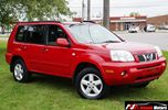 2006 Nissan X-Trail 4 Cyli Auto Sunroof in Brampton, Ontario