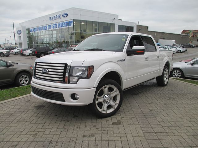 2011 ford f 150 lariat limited barrie ontario used car for sale 1872099. Black Bedroom Furniture Sets. Home Design Ideas