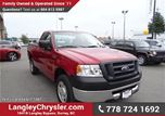 2008 Ford F-150 XL w/ 5Speed Manual  & Accident Free in Surrey, British Columbia