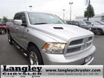 2012 Dodge RAM 1500 Crew Cab in Surrey, British Columbia