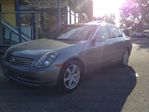 2004 Infiniti G35 Luxury in Ottawa, Ontario