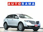 2011 Lincoln MKX NAVI BACKUP CAM LEATHER SUNROOF AWD in North York, Ontario