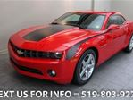 2011 Chevrolet Camaro 2LT 2-DR w/ LEATHER! ALLOYS! POWER PKG! Coup in Guelph, Ontario
