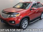 2011 Kia Sorento AWD LX w/ NAVI! ALLOYS! POWER PKG! HEATED SEATS! S in Guelph, Ontario