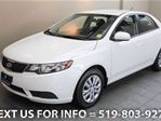 2013 Kia Forte LX AUTOMATIC! w/ POWER PKG! BLUETOOTH! Sedan in Guelph, Ontario