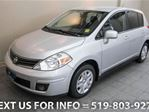 2010 Nissan Versa HATCHBACK 5-SPD MANUAL! w/ POWER PKG! A/C! Hatchba in Guelph, Ontario
